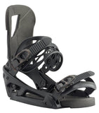 BURTON CARTEL EST SNOWBOARD BINDINGS - BLACK - 2020 - Boardwise