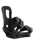 BURTON CARTEL SNOWBOARD BINDINGS - LEATHER ETERNAL - 2018 - Boardwise