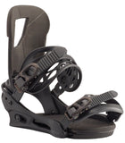 BURTON CARTEL SNOWBOARD BINDINGS - BLACK - 2020 - Boardwise
