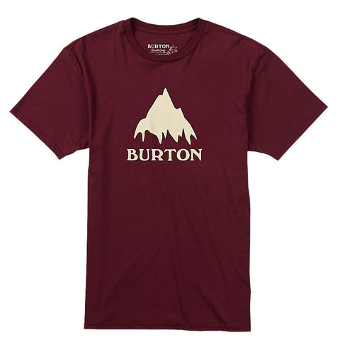 BURTON CLASSIC MOUNTAIN T-SHIRT - 2017 - Boardwise