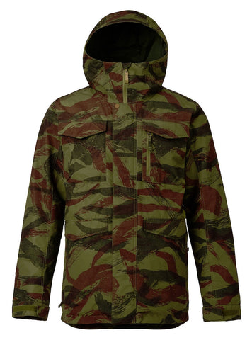 BURTON COVERT SNOWBOARD JACKET - BRUSH CAMO - 2018