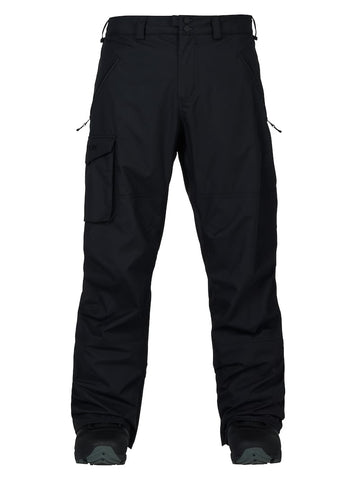 BURTON COVERT SNOWBOARD PANT - TRUE BLACK - 2019 - Boardwise
