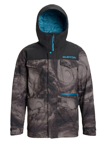 BURTON COVERT SNOWBOARD JACKET - LOW PRESSURE - 2020 - Boardwise
