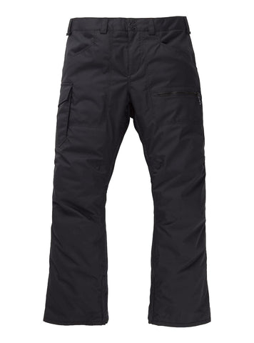 BURTON COVERT SNOWBOARD PANT - TRUE BLACK - 2020 - Boardwise