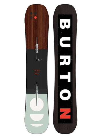 BURTON CUSTOM FLYING V SNOWBOARD - 2019 - Boardwise