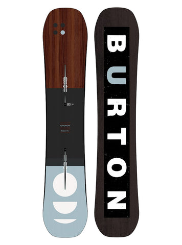 BURTON CUSTOM FLYING V SNOWBOARD - WIDE - 2019 - Boardwise