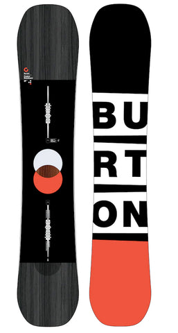 BURTON CUSTOM FLYING V WIDE SNOWBOARD - 2020 - Boardwise