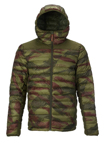 BURTON EVERGREEN HOODED SYNTHETIC INSULATOR JACKET - BRUSH CAMO - 2018 - Boardwise