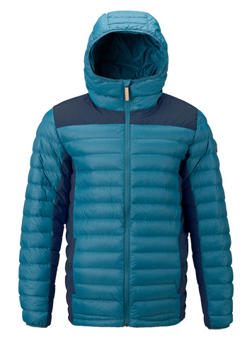 BURTON EVERGREEN HOODED SYNTHETIC INSULATOR JACKET - MOUNTAINEER - 2018 - Boardwise