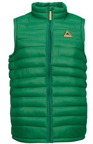 BURTON EVERGREEN HOODED SYNTHETIC INSULATOR VEST - 2017 - Boardwise