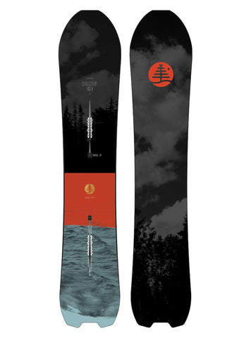 BURTON FAMILY TREE SKELETON KEY SNOWBOARD - 2018 - Boardwise