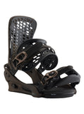 BURTON GENESIS SNOWBOARD BINDINGS - WOOD - 2018 - Boardwise