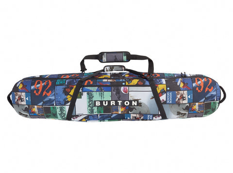 BURTON GIG SNOWBOARD BAG - CATALOG COLLAGE PRINT - 2021