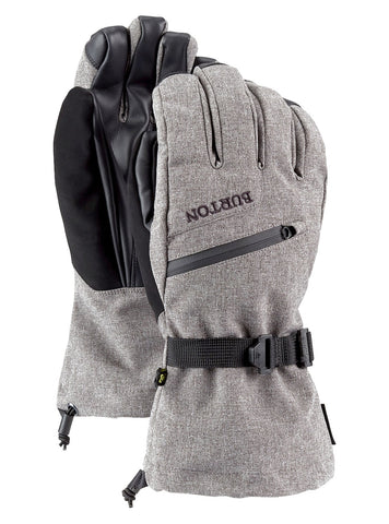 BURTON GORE TEX SNOWBOARD GLOVE - BOG HEATHER - 2020 - Boardwise
