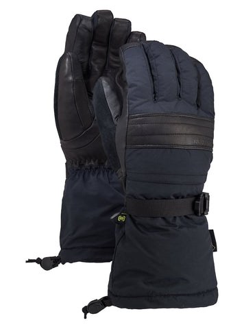 BURTON GORE WARMEST SNOWBOARD GLOVE - TRUE BLACK - 2019 - Boardwise