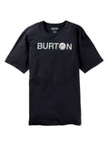 BURTON INSTIGATOR T-SHIRT - TRUE BLACK - 2020 - Boardwise