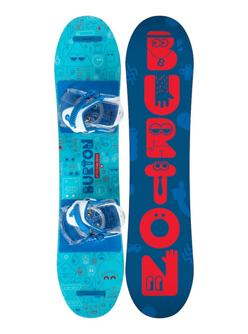 BURTON AFTER SCHOOL SPECIAL KIDS SNOWBOARD PACKAGE - 2019 - Boardwise