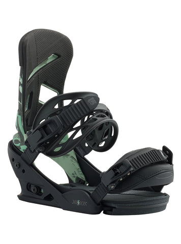 BURTON MISSION SNOWBOARD BINDINGS - ILLUMI NOT ME - 2019
