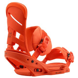 BURTON MISSION EST SNOWBOARD BINDINGS - ORANGE SICK - 2018