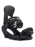 BURTON MISSION EST SNOWBOARD BINDINGS - BLACKISH - 2019