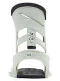 BURTON MISSION EST SNOWBOARD BINDINGS - BONE - 2019