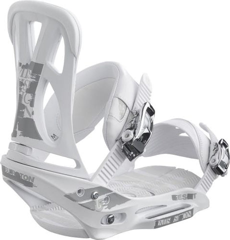 BURTON MISSION EST SNOWBOARD BINDINGS - Boardwise