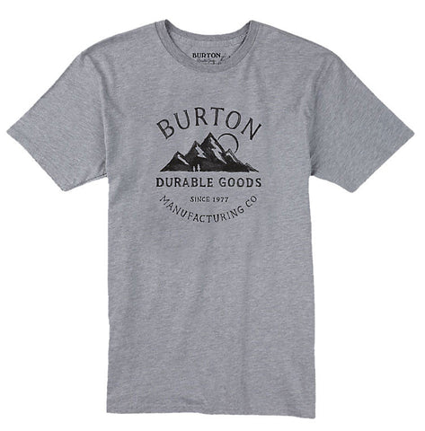 BURTON OVERLOOK SLIM T-SHIRT - 2017 - Boardwise