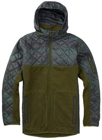 BURTON PIERCE FLEECE - 2016 - Boardwise