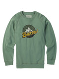 BURTON RETRO MOUNTAIN CREW - LILLY PAD - 2019