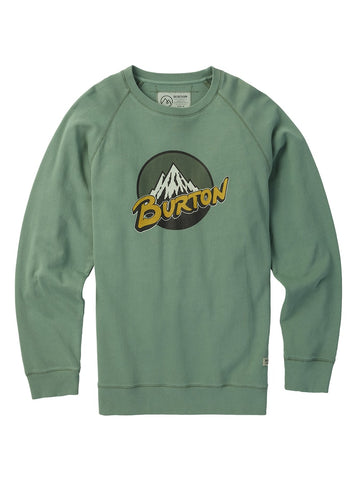 BURTON RETRO MOUNTAIN CREW - LILLY PAD - 2019 - Boardwise