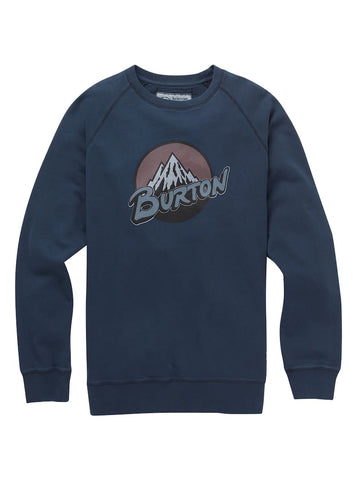 BURTON RETRO MOUNTAIN CREW - MOOD INDIGO - 2019