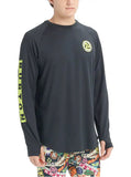 BURTON ROADIE TECH T-SHIRT - TRUE BLACK - 2020 - Boardwise