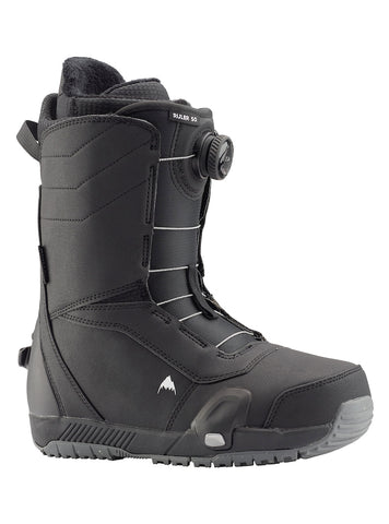 BURTON RULER STEP ON SNOWBOARD BOOTS - BLACK - 2021