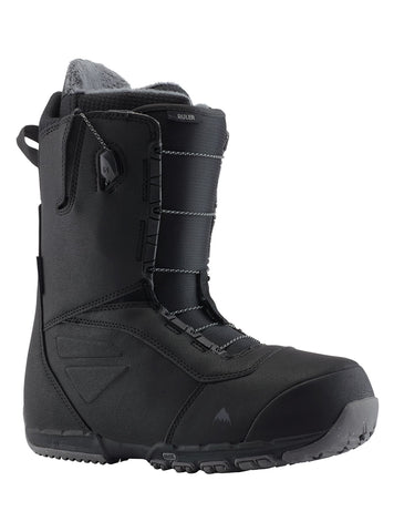 BURTON RULER WIDE SNOWBOARD BOOTS - BLACK - 2020 - Boardwise