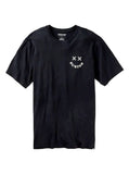 BURTON SKELETON KEY T-SHIRT - TRUE BLACK - 2020 - Boardwise