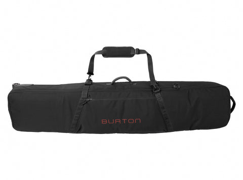 BURTON WHEELIE GIG SNOWBOARD BAG - TRUE BLACK - 2021
