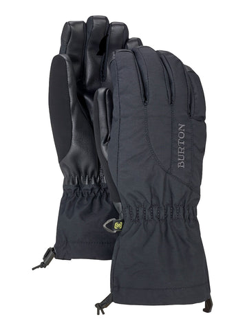 BURTON WOMENS PROFILE SNOWBOARD GLOVE - TRUE BLACK - 2020 - Boardwise