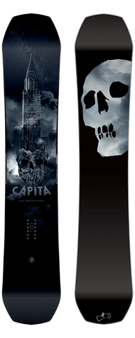 CAPITA THE BLACK SNOWBOARD OF DEATH - 2019 - Boardwise