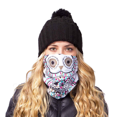 CELTEK WOMENS DIAMOND FACEMASK - 2017 - Boardwise