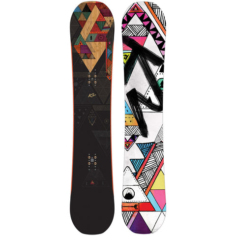K2 WOMENS SPOT LIGHT SNOWBOARD - 2017 - Boardwise