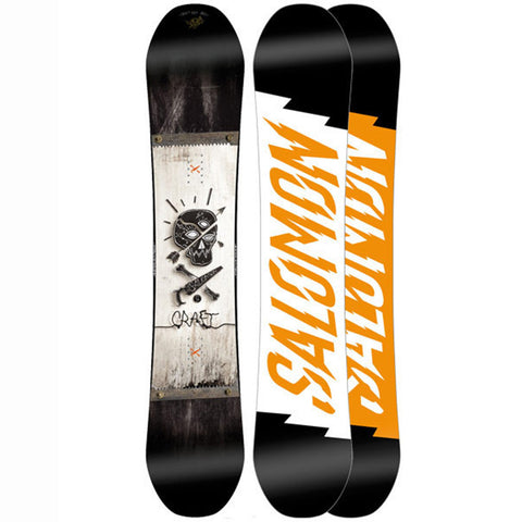 SALOMON CRAFT SNOWBOARD - 2016 - Boardwise