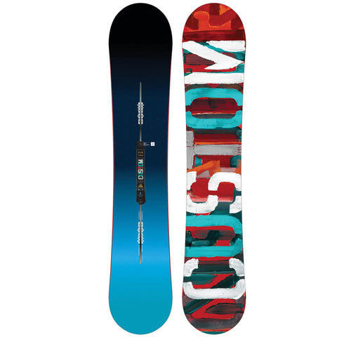 BURTON CUSTOM FLYING V SNOWBOARD - 2017 - Boardwise