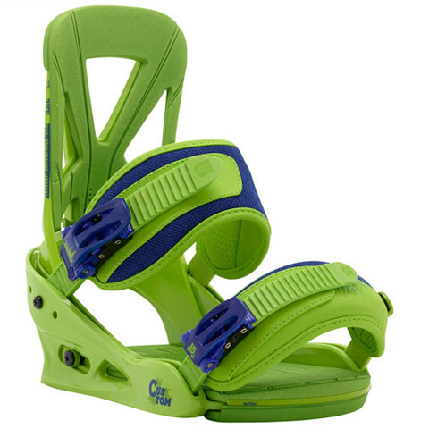 BURTON CUSTOM SNOWBOARD BINDINGS - 2015 - Boardwise