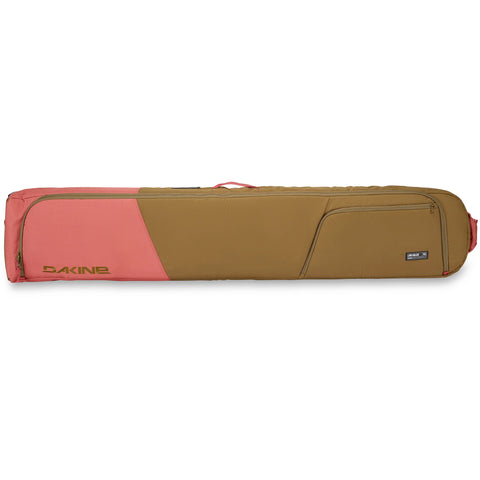DAKINE LOW ROLLER SNOWBOARD BAG - DARK OLIVE DARK ROSE - 2021