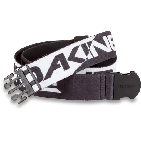 DAKINE REACH BELT - BLACK WHITE - 2020 - Boardwise