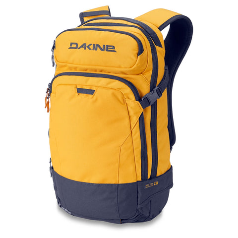 DAKINE HELI PRO 20L BACKPACK - GOLDEN GLOW - 2020 - Boardwise