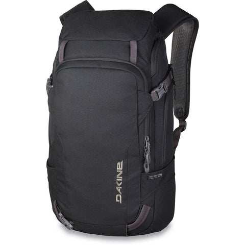 DAKINE HELI PRO 24L BACKPACK - BLACK - 2020 - Boardwise
