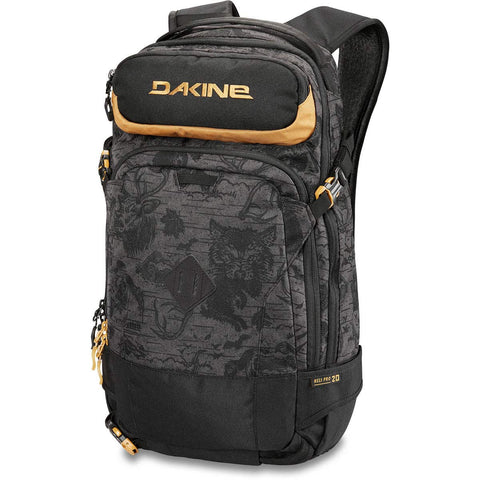 DAKINE HELI PRO 20L BACKPACK - WATTS -  2018