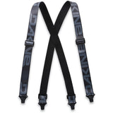 DAKINE HOLD'EM SUSPENDERS SNOWBOARD BRACES - BLACK - 2019