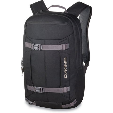 DAKINE MISSION PRO 25L BACKPACK - BLACK - 2018